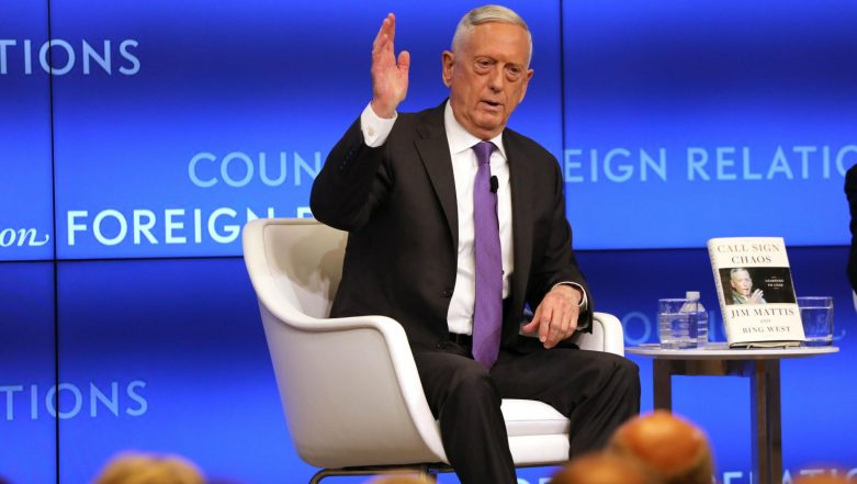 Pakistan Most Dangerous Country to Deal With, Says Former US Defence Secretary James Mattis