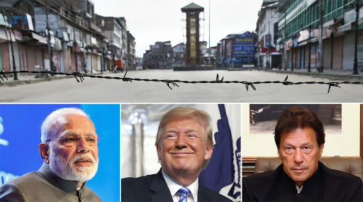 Donald Trump Offers to Mediate Between India and Pakistan on Kashmir Issue Yet Again, US President Reiterates His Stand Day After Calling PM Narendra Modi's Speech 'Very Aggressive'; Watch Video