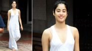 Janhvi Kapoor Ditches Her Hot Shorts and Opts for a Maxi Dress at Gym, Puzzled? So Are We