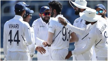 India vs West Indies Live Cricket Score 2nd Test 2019 Match: Get Latest Scorecard and Ball-By-Ball Commentary Details for Day 4 of IND vs WI 2nd Test