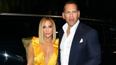 Jennifer Lopez and Alex Rodriguez Had a Blast in Their Los Angeles Engagement Party