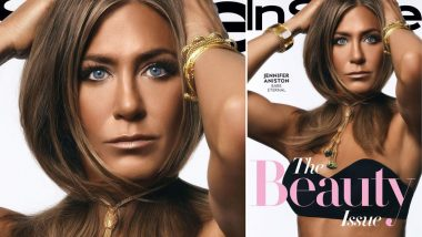Jennifer Aniston Gets 'Blackfaced' and Looks Nothing like Herself on the Cover of Instyle Magazine Leaving Netizens Super Angry!
