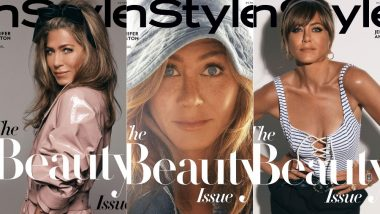 Jennifer Aniston Plays A Muse To Every Mood On The Cover Of InStyle Magazine's Beauty Issue - View Pics!