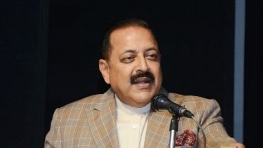 Unfair to Describe Chandrayaan 2 Mission as Failure, Says Union Minister Jitendra Singh in Rajya Sabha