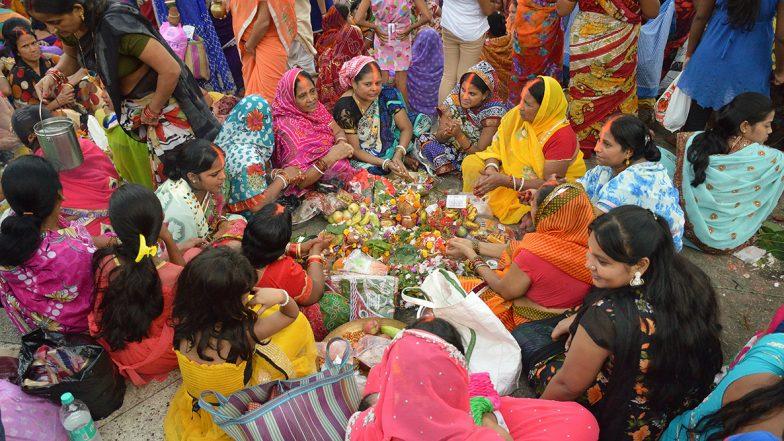 Jivitputrika Vrat 2019 Date in Bihar: Know Significance of Jitiya, the 33-Hour Nirjala Vrat Observed by Women For The Well-Being of Their Children