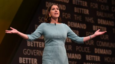 No-Deal Brexit Like 'Burning Your House Down', Says UK Lib Dem Leader Jo Swinson