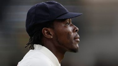 'Jofra Archer, Show Us Your Passport'! Two Australian Fans Kicked Out of Old Trafford Stadium for Abusing England Pacer During Ashes 2019 4th Test