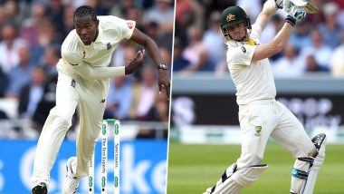 England vs Australia 4th Test Ashes 2019: Jofra Archer vs Steve Smith and Other Exciting Mini Battles to Watch Out for in Manchester