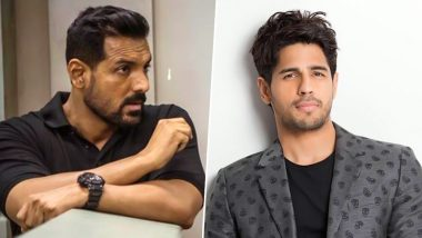 John Abraham's Big Gesture for Sidharth Malhotra; Prepones Pagalpanti To Give Marjaavaan A Solo Release - Read Deets