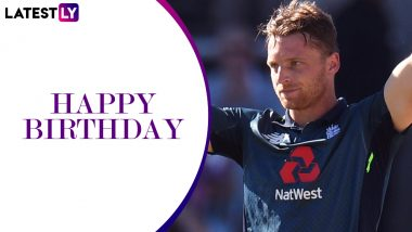 Happy Birthday Jos Buttler: A Look at Five Explosive Innings by the England Wicket-Keeper Batsman
