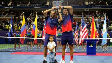 US Open 2019 Men's Doubles Final Result: Colombians Juan Sebastian Cabal, Robert Farah Win Second Consecutive Grand Slam Title
