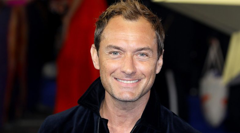 Jude Law's London Residence Gets Firefighters Visit on a False Alarm