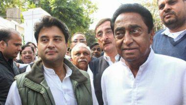 Jyotiraditya Scindia Has This Message For Kamal Nath Amid Feud Within Madhya Pradesh Congress