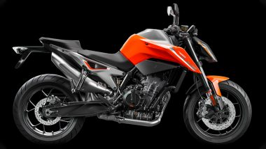 LIVE Updates: KTM 790 Duke Motorcycle Launched in India at Rs 8.63 Lakh; Price, Features, Bookings & Specifications
