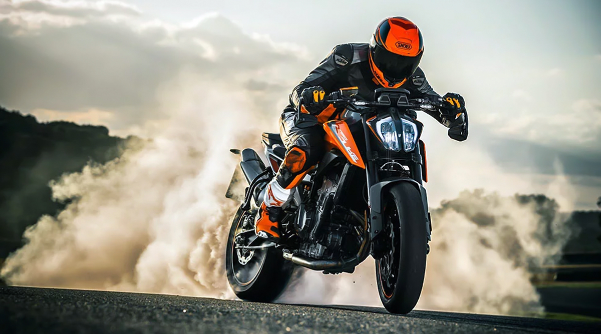KTM 790 Duke Launching Today in India; Watch LIVE Streaming of KTM's Flagship Motorcycle Launch Event