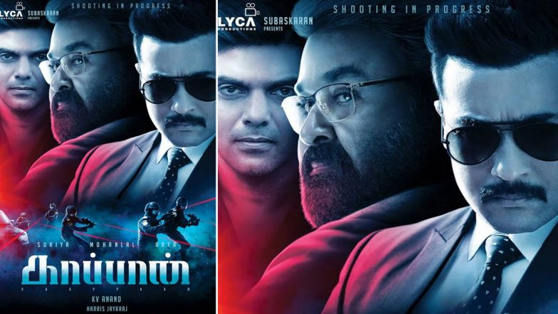 Kaappaan Movie Review: Suriya-Mohanlal's Action Thriller Is a Blockbuster, Say Twitterati