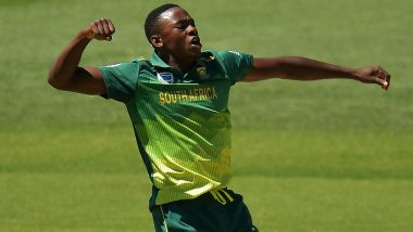 India vs South Africa 3rd T20I 2019 Live Cricket Score Updates: Kagiso Rabada Takes Three-Wickets, South Africa Given a Target of 135 Runs