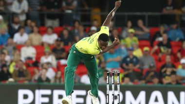 Kagiso Rabada Lauds South African Team After Victory in 3rd T20I 2019 Against India, Says 'We Stood Up As Young Side'