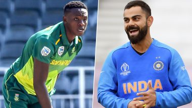 Battle Between Virat Kohli and Kagiso Rabada Will Be Great for the Fans, Says Quinton De Kock