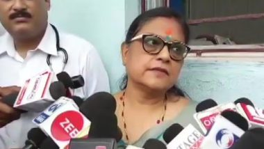 Narada Sting Operation Case: Trinamool Congress MP Kakoli Ghosh Dastidar Accepts Taking Money From Mathew Samuel, Says She Used it for Lok Sabha Elections