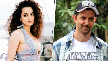 Kangana Ranaut Is Looking Forward for an Apology From Hrithik Roshan and Here's Proof