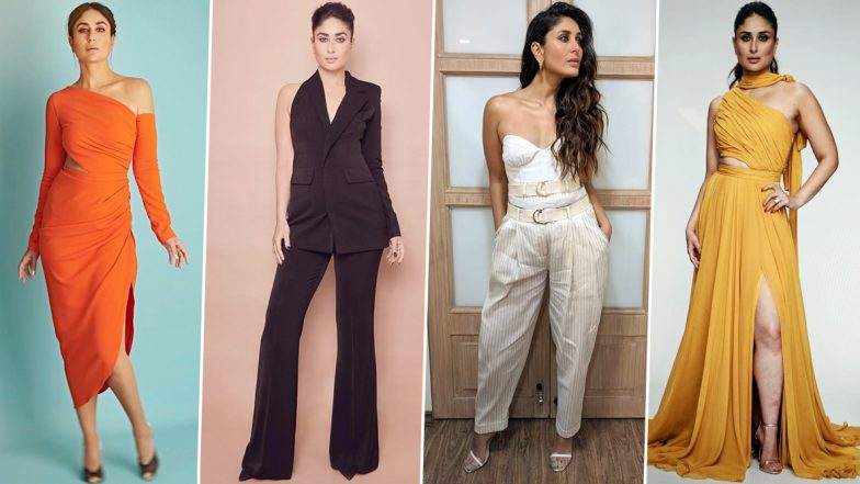 Kareena Kapoor Khan Birthday Special: Her 'Good Looks' Coupled with Impeccable Fashion Sense Make us Say 'Ye Hamari Favourite Hai' (View Pics)