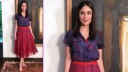 Kareena Kapoor Khan Brings the Good Old Blouse-Skirt Attire Back in Style!