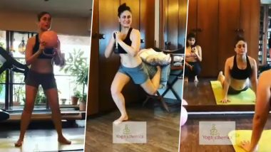 Kareena Kapoor Khan's Latest Series of Workout Videos Are a Source of Inspiration!