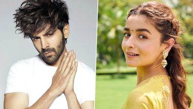 Alia Bhatt and Kartik Aaryan in Sanjay Leela Bhansali's Film on Gangubai Kothewali?
