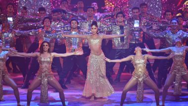 IIFA Awards 2019: When Katrina Kaif Set the Stage on Fire with Her Sizzling Dance Act (Pics/Videos)