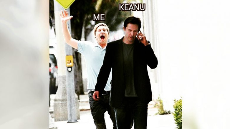 Keanu Reeves Birthday Special: Just Some Wholesome Keanu Memes to Make You Fall in Love with Him Again