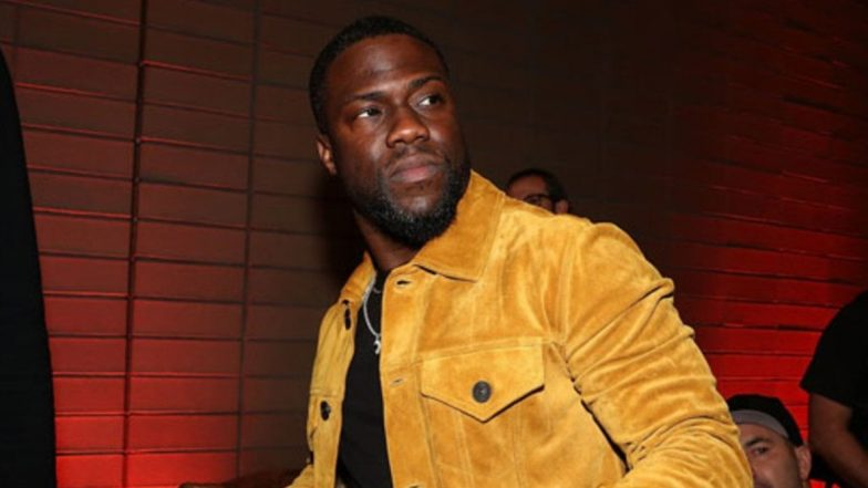 Kevin Hart Sued For $60 Million By A Model Who Appeared On His Sex Tape - Read Details