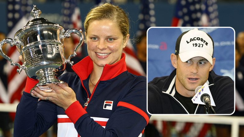 Kim Clijsters Announces Tennis Comeback in 2020: Andy Roddick Welcomes Former World No 1's Decision to Return after a Seven-Year Hiatus