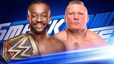 WWE SmackDown Sept 17, 2019 Results and Highlights: Brock Lesnar Returns & Challenges Kofi Kingston For World Championship Match (Watch Videos)