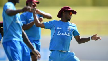 Kraigg Brathwaite's Bowling action to Be Reviewed by ICC After West Indies Player Was Reported For Illegal Action