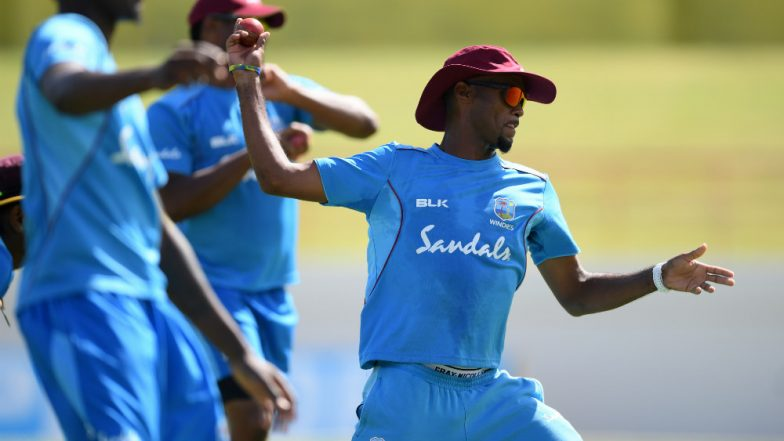 West Indian all-rounder Kraigg Brathwaite reported for suspect bowling action