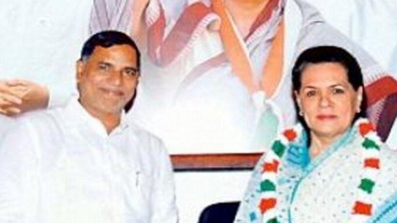Congress Leader Kripashankar Singh Resigns From Party, Hours After Urmila Matondkar Quits
