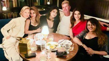 Kriti Sanon Meets Her 'Girl Crush' Priyanka Chopra Jonas in New York City!
