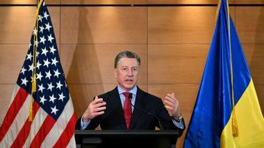 Kurt Volker Resigns as Ukraine Envoy After Mention in Whistleblower Complaint