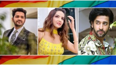 #Section377: Mrunal Jain, Jasmin Bhasin, Shashank Vyas and Other TV Stars Talk About One Year Of Historic Judgement In Favour Of LGBTQ Community!