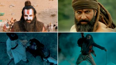 Laal Kaptaan Trailer Chapter One - The Hunt: Saif Ali Khan's Naga Sadhu Avatar Looks Menacing and Determined to Seek Vengeance (Watch Video)
