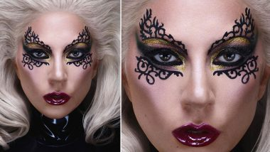 Lady Gaga Makes Our Winged Eyeliner Dreams Come True by Introducing Eyeliner Stamps From Haus Laboratories