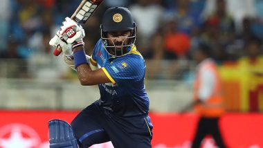 Sri Lanka Names Second String Squad For Pakistan Tour, Lahiru Thirimanne, Dasun Shanaka to Lead The Side