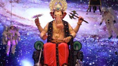 Lalbaugcha Raja 2019 Day 4, September 5, Mukh Darshan Live Streaming: Darshan Timings of Lord Ganesha From Mumbai's Famous Pandal