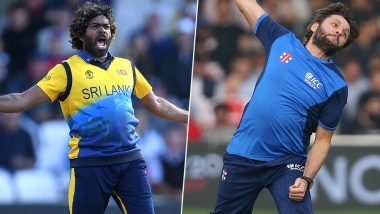 Lasith Malinga Surpasses Shahid Afridi to Become Highest Wicket-Taker in T20Is