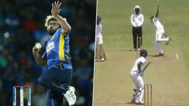 Is Matheesha Pathirana the New Lasith Malinga? This Video Shows Little-Known 17-Year-Old Bowling Just Like Sri Lanka Great