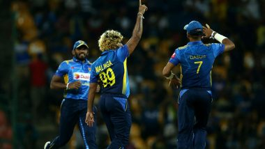 SL vs NZ 2019, T20I: Lasith Malinga's Fifer Guides Sri Lanka to Defeat New Zealand by 37 Runs