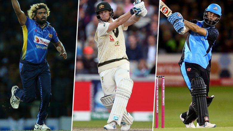 Cricket Week Recap: From Steve Smith's Double Ton to Lasith Malinga's Double Hat-Trick And Moeen Ali's Carnage, A Look at Finest Individual Performances