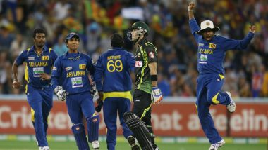 Lasith Malinga, Thisara Perera Among 10 Sri Lanka Players to Opt Out of Pakistan Cricket Tour Over Security Fears