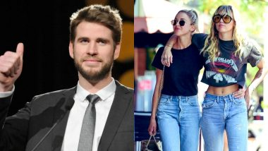 Miley Cyrus And Kaitlynn Carter's Frequent PDA Has Been Emotionally Taxing For Liam Hemsworth